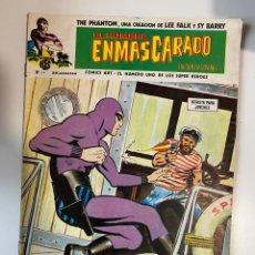 Cómics: EL HOMBRE ENMASCARADO. PIRATAS MODERNOS - Nº 34. EDICIONES VERTICE.. Lote 234858255