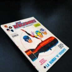 Comics : BUEN ESTADO LOS VENGADORES 24 TACO COMICS MARVEL VERTICE. Lote 234861015