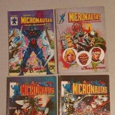 Cómics: LOS MICRONAUTAS. Lote 235000890