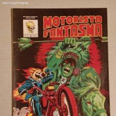Cómics: MOTORISTA FANTASMA N°1. Lote 235001175