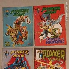 Cómics: POWER MAN. Lote 235218430