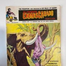 Cómics: EL HOMBRE ENMASCARADO. Nº 19. EDICIONES VERTICE. COMICS ART. 1975. Lote 235277740