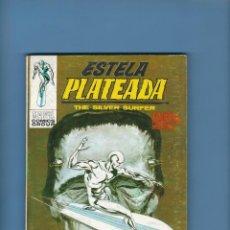 Cómics: ESTELA PLATEADA - EL HEREDERO DE FRANKENSTEIN - EDICIONES VÉRTICE - NÚM. 7 - FORMATO TACO. Lote 235281210
