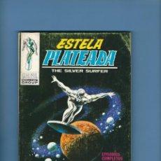 Cómics: ESTELA PLATEADA - MUNDOS SIN FIN - EDICIONES VÉRTICE - NÚM. 6 - FORMATO TACO. Lote 235281795