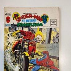 Cómics: SUPER HEROES. SPIDER-MAN Y EL MOTORISTA FANTASMA. V-2. Nº 10. MUNDI COMICS. EDICIONES VERTICE. Lote 235285260