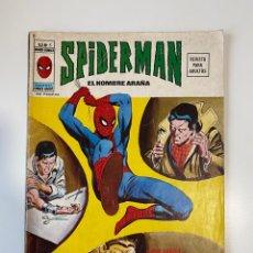 Cómics: SPIDER-MAN - EL HOMBRE ARAÑA. V-2. Nº 5. MUNDI COMICS. EDICIONES VERTICE. Lote 235285355