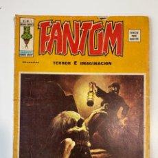 Cómics: FANTOM. TERROR E IMAGINACIÓN. V.2 - Nº 16. SATAN EN ESA LUZ, OSCURIDAD. MUNDI COMICS.. Lote 235286850