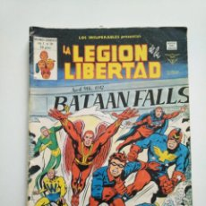 Cómics: LA LEGION DE LA LIBERTAD N°.34 VERTICE XC. Lote 235291800