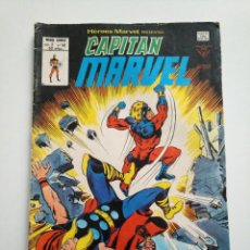 Cómics: CAPITAN MARVEL VOL.2 N°.58 VERTICE XC. Lote 235292085