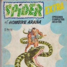 Cómics: SPIDER Nº 23 FORMATO TACO. Lote 235296215