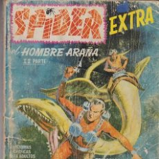 Cómics: SPIDER Nº 24 FORMATO TACO. Lote 235296515