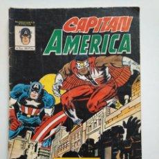 Cómics: CAPITÁN AMÉRICA N°.5 -82 VERTICE XC. Lote 235296620