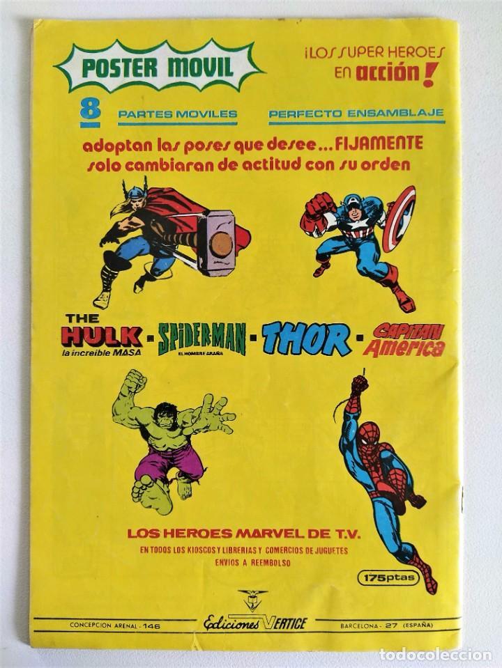 Cómics: CAPITÁN AMERICA VOL.3 Nº 46 (A COLOR) ~ MARVEL / MUNDI-COMICS (1979) - Foto 3 - 235340710