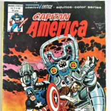 Cómics: CAPITÁN AMERICA VOL.3 Nº 46 (A COLOR) ~ MARVEL / MUNDI-COMICS (1979). Lote 235340710