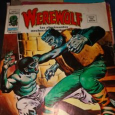 Cómics: COMIC WERWGOLF VERTICE. Lote 235351580