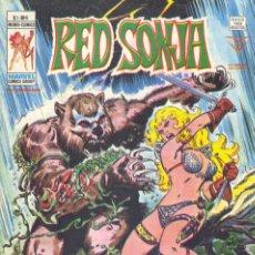 Cómics: RED SONJA Nº6. EDITORIAL VÉRTICE, 1979. Lote 235447020