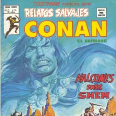 Cómics: CONAN Nº76. EDITORIAL VÉRTICE, 1976. ROY THOMAS, BUSCEMA Y ALFREDO ALCALÁ. Lote 235450860