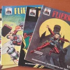 Cómics: FLIERMAN MUNDI-COMICS EDICIONES VERTICE LOTE 4 Nº.. Lote 235467745