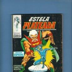 Cómics: ESTELA PLATEADA - ROBANDO A LOS 4 FANTÁSTICOS - EDICIONES VÉRTICE - NÚM. 5 - FORMATO TACO. Lote 235480420