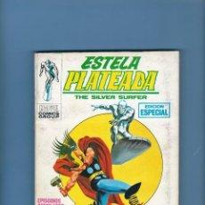 Cómics: ESTELA PLATEADA - EN LOS DOMINIOS DE ODÍN - EDICIONES VÉRTICE - NÚM. 4 - FORMATO TACO. Lote 235482355