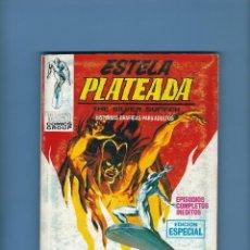 Cómics: ESTELA PLATEADA - DUELO CON MEFISTO - EDICIONES VÉRTICE - NÚM. 3 - FORMATO TACO. Lote 235484530