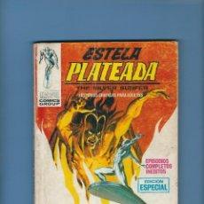 Cómics: ESTELA PLATEADA - DUELO CON MEFISTO - EDICIONES VÉRTICE - NÚM. 3 - FORMATO TACO. Lote 235487010