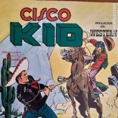 Cómics: CISCO KID Nº 4. DILIGENCIA EN PELIGRO. COMICS ART. VERTICE 1979. BUENO. Lote 235546725