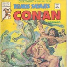 Cómics: CONAN Nº78. BERTICE, 1978. BUSCEMA Y ZUÑIGA. Lote 235737390