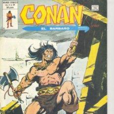Cómics: CONAN Nº39. EDITORIAL VÉRTICE, 1974. BARRY SMITH, ROY THOMAS Y BUSCEMA. Lote 235784315