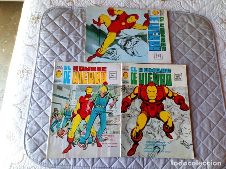 Cómics: El Hombre de Hierro Vol. 2 COMPLETA Números 1 al 5 - Foto 3 - 235996740
