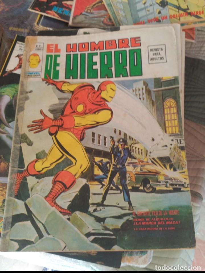 Cómics: El Hombre de Hierro Vol. 2 COMPLETA Números 1 al 5 - Foto 10 - 235996740