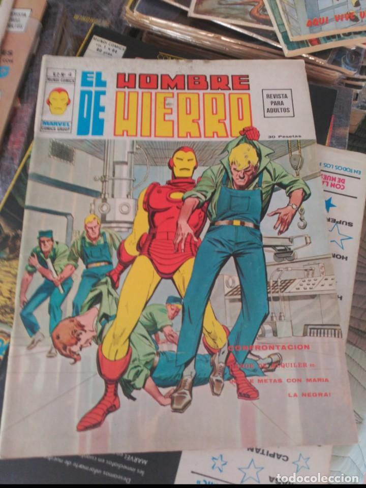 Cómics: El Hombre de Hierro Vol. 2 COMPLETA Números 1 al 5 - Foto 12 - 235996740
