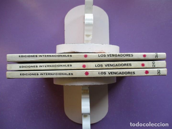 Cómics: LOS VENGADORES Nº 34 VERTICE TACO ¡¡¡¡¡ BUEN ESTADO!!!! - Foto 2 - 236041125