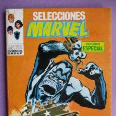 Cómics: SELECCIONES MARVEL Nº 13 VERTICE TACO ¡¡¡¡¡ EXCELENTE ESTADO!!!!. Lote 236050030