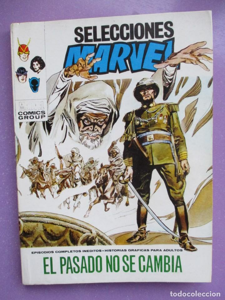 SELECCIONES MARVEL Nº 22 VERTICE TACO ¡¡¡¡¡ MUY BUEN ESTADO!!!! (Tebeos y Comics - Vértice - V.1)