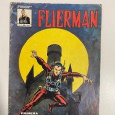 Comics : FLIERMAN. Nº 1. MUNDI COMICS ADULTOS. PRIMERA EDICION. SENSACIONAL ESPECTACULAR SERIE.. Lote 236148065