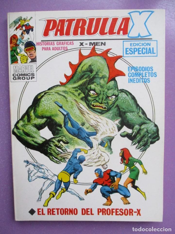 PATRULLA X Nº 30 VERTICE TACO ¡¡¡¡EXCELENTE ESTADO!!!! 1ªEDICION (Tebeos y Comics - Vértice - V.1)