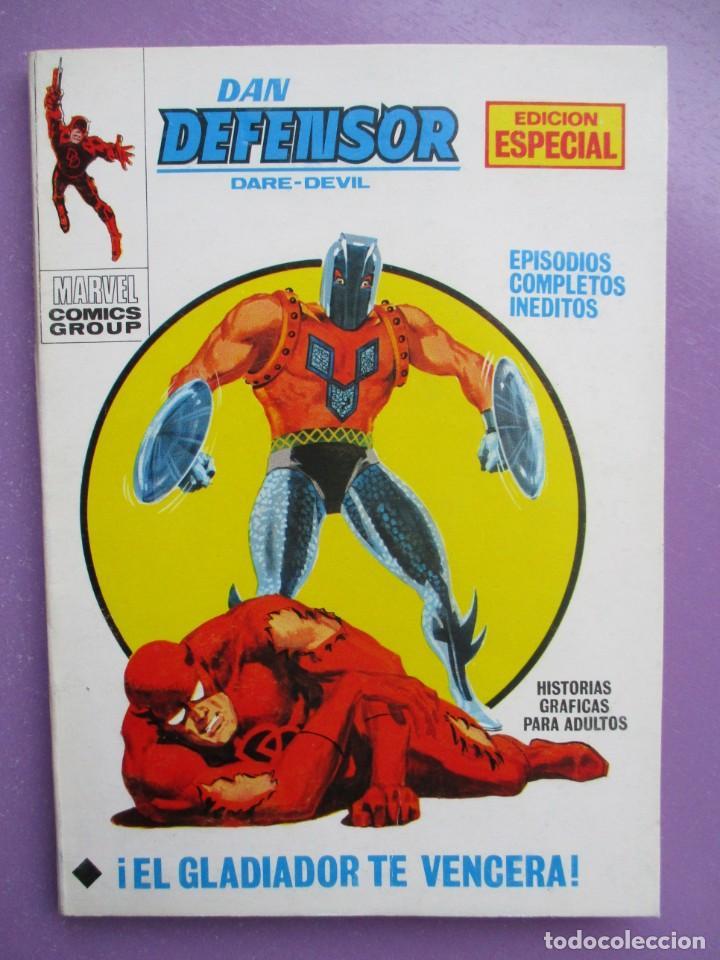 DAN DEFENSOR Nº 26 VERTICE TACO ¡¡¡¡EXCELENTE ESTADO!!!! (Tebeos y Comics - Vértice - V.1)