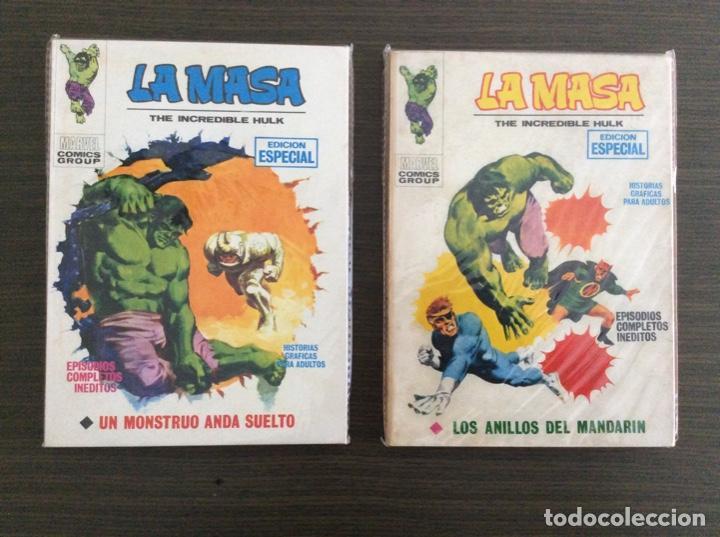 Cómics: LA MASA Colección Completa Volumen 1-2-3 - Foto 3 - 236309705