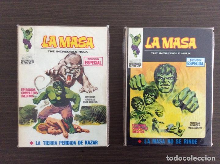 Cómics: LA MASA Colección Completa Volumen 1-2-3 - Foto 4 - 236309705
