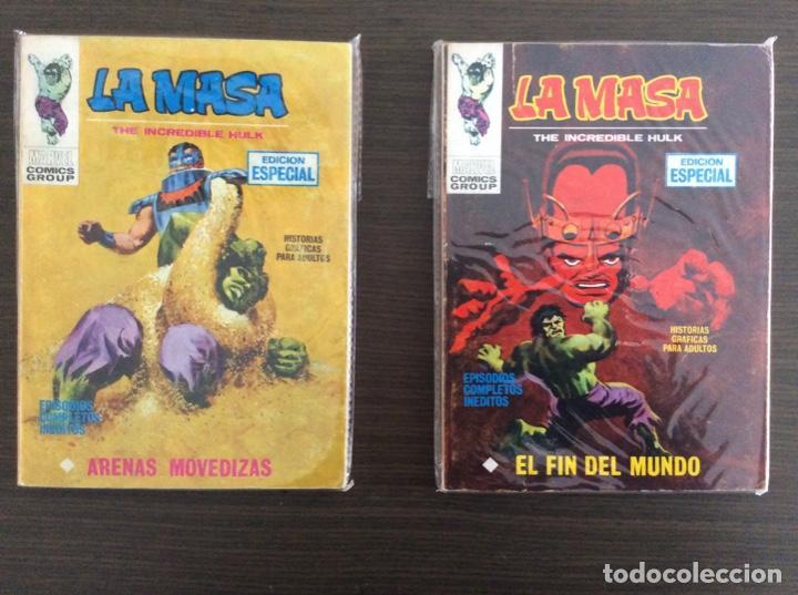 Cómics: LA MASA Colección Completa Volumen 1-2-3 - Foto 5 - 236309705