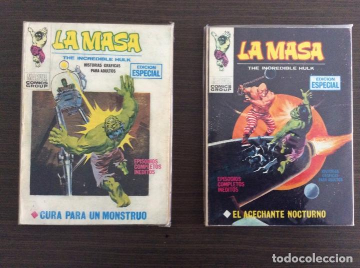 Cómics: LA MASA Colección Completa Volumen 1-2-3 - Foto 7 - 236309705