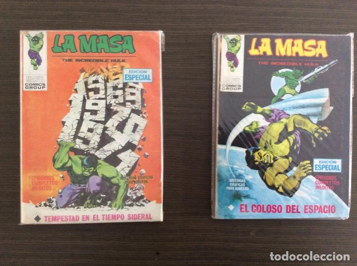 Cómics: LA MASA Colección Completa Volumen 1-2-3 - Foto 10 - 236309705