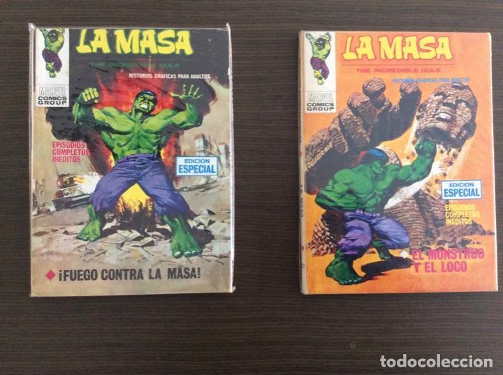 Cómics: LA MASA Colección Completa Volumen 1-2-3 - Foto 12 - 236309705