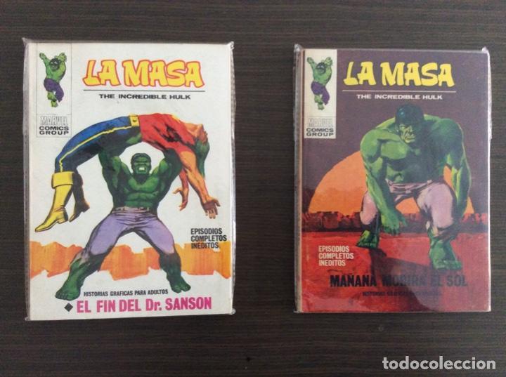 Cómics: LA MASA Colección Completa Volumen 1-2-3 - Foto 13 - 236309705