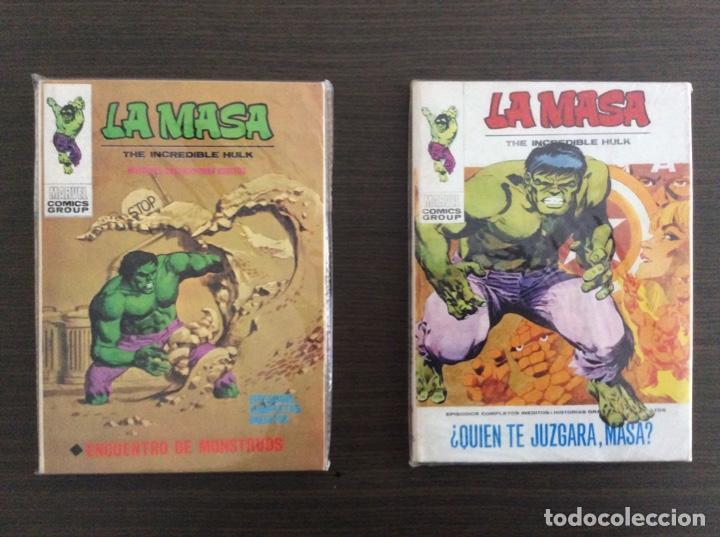 Cómics: LA MASA Colección Completa Volumen 1-2-3 - Foto 14 - 236309705