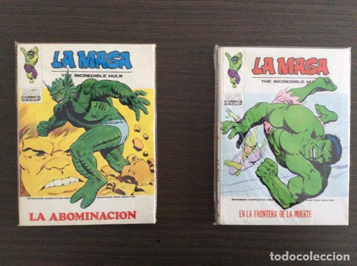 Cómics: LA MASA Colección Completa Volumen 1-2-3 - Foto 16 - 236309705