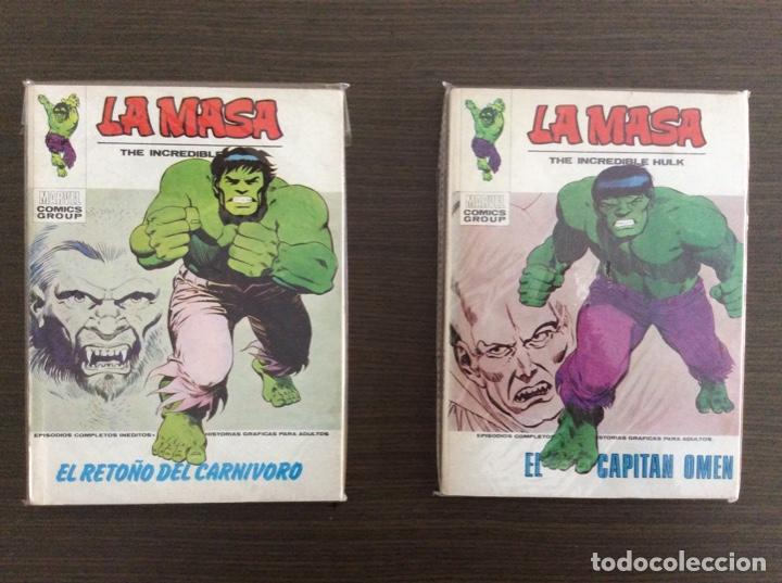 Cómics: LA MASA Colección Completa Volumen 1-2-3 - Foto 17 - 236309705