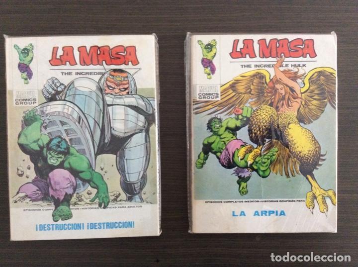 Cómics: LA MASA Colección Completa Volumen 1-2-3 - Foto 18 - 236309705