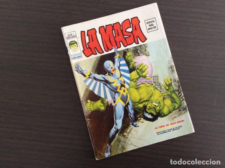Cómics: LA MASA Colección Completa Volumen 1-2-3 - Foto 20 - 236309705
